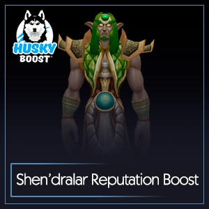 WoW Classic Shen'dralar Reputation Boost