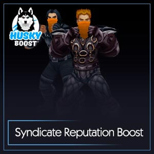 WoW Classic Syndicate Reputation Boost