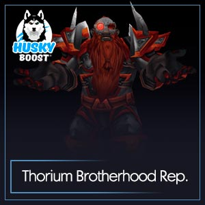 WoW Classic Thorium Brotherhood Reputation Boost