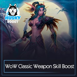 Wow Classic Weapon Skill Boost Service