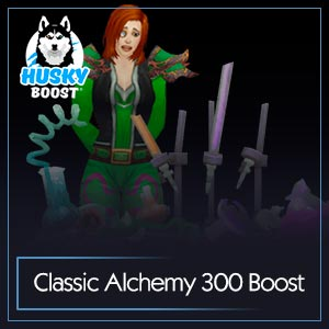 Wow Classic Alchemy Power Leveling Boost Service