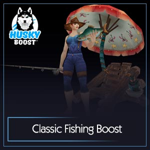 Classic Fishing Power Level Boost Image