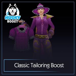 Wow Classic Tailoring Power Leveling Boost