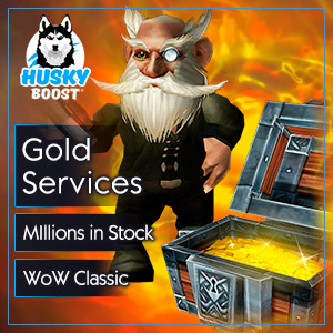 Buy WoW Classic Gold Service