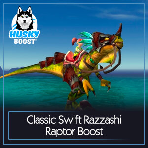 Classic Swift Razzashi Raptor Boost
