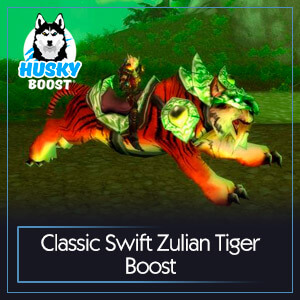 Classic Swift Zulian Tiger Boost
