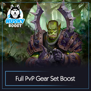 WoW Classic Full PvP Gear Set Boost