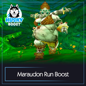 WoW Classic Maraudon Run Boost