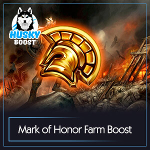 WoW Classic Mark of Honor Boost