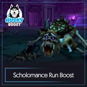 WoW Classic Scholomance Run Boost
