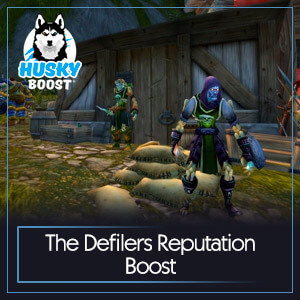 The Defilers Reputation Boost