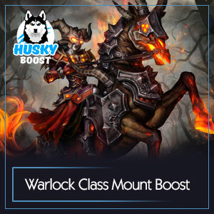 Classic Warlock's Mount Quest Boost