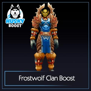 Frostwolf Clan Reputation Boost Image