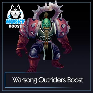 Warsong Outriders Reputation Boost Image