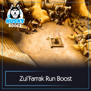 WoW Classic Zul'Farrak Run Boost