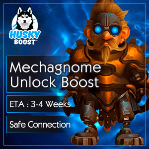 Buy Mechagnome Allied Race Unlock Boost