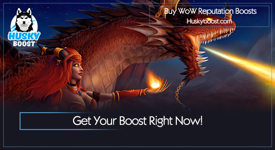 Buy WoW Reputation Boosts