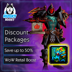 WoW Game Services Sale