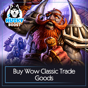 Buy Wow Classic Trade Goods