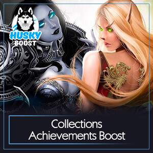 Collections Achievement Boost