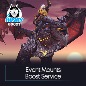WoW Event Mounts Farm Boost
