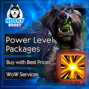 WoW Power Leveling Sale Packages