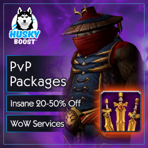 PvP Discount Packages in WoW