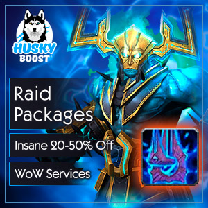 Raid Discount Packages in WoW