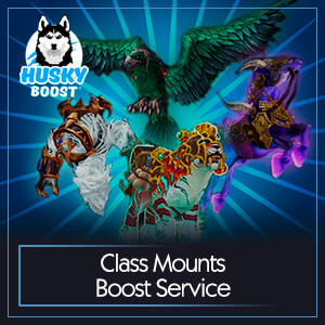 WoW Class Mounts Farm Boost