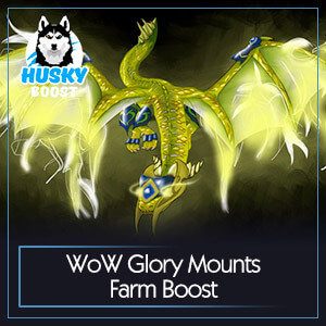 WoW Glory Mounts Farm Boost