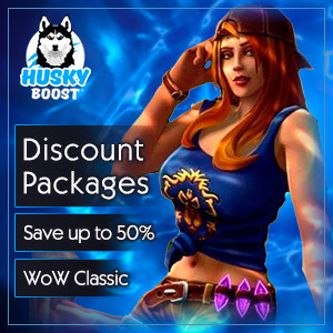 WoW Classic Boost Discount Packages