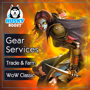 Gear Boost Classic WoW Service