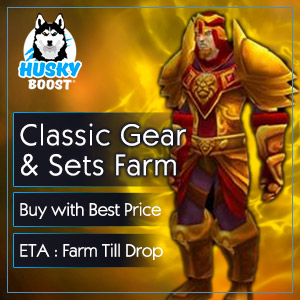 Buy WoW Classic Gear & Sets