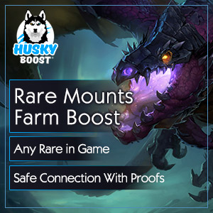 Wow Rare Mounts Farm Boost