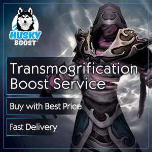 Transmogrification Boost Service