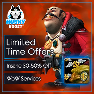 WoW Limited Time Offers