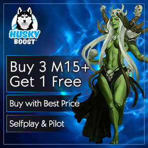 Buy 3 Mythic 15+ & Get 1 free(save 25%)