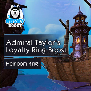Admiral Taylor's Loyalty Ring Boost