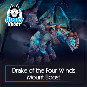 Drake of the Four Winds Mount Boost