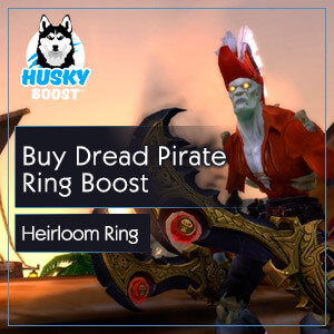 WoW Dread Pirate Ring Boost