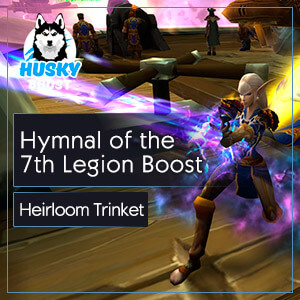 WoW Hymnal of the 7th Legion Boost