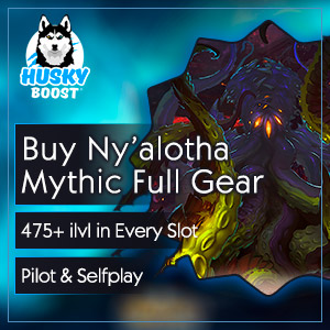 Ny'alotha (NWC) Mythic Full Gear