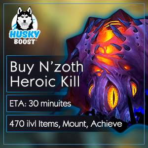 Buy N'Zoth Heroic Kill Boost Carry
