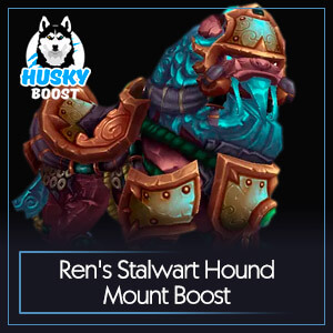 WoW Ren's Stalwart Hound Mount Boost: Buy Now - Huskyboost.com