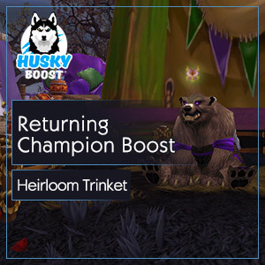 WoW Returning Champion Boost