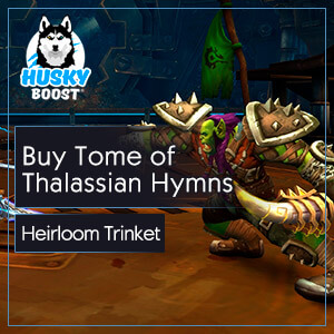 WoW Tome of Thalassian Hymns Boost