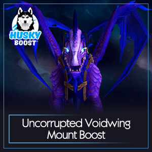 Uncorrupted Voidwing Mount Boost