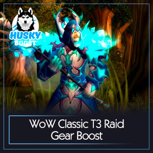 WoW Classic T3 Raid Gear Boost
