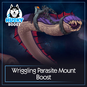 WoW Wriggling Parasite Mount Boost