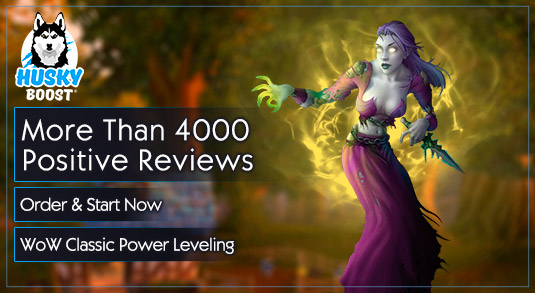 WoW Classic Power Leveling Boost